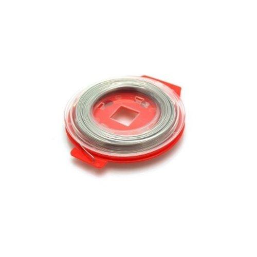 0,8 mm Befestigungsdraht in der Aufbewahrungsbox