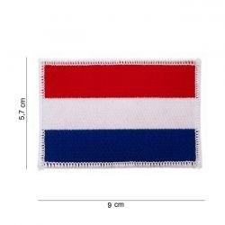 Écusson avec drapeau - Pays-Bas