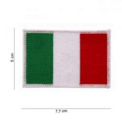 Patch flag Italy