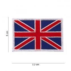 Écusson avec drapeau - Royaume-Uni