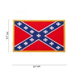Patch Rebel flag