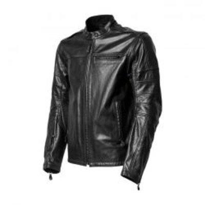 Roland Sands Leather jacket ronin RS signature black