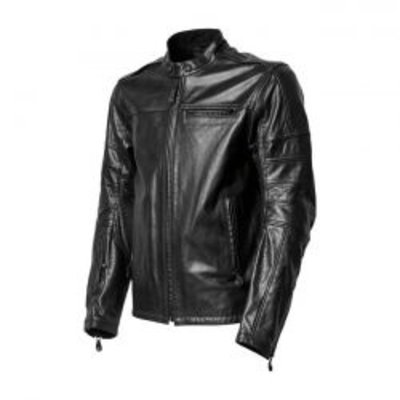 Roland Sands Leren jacket ronin RS signature zwart