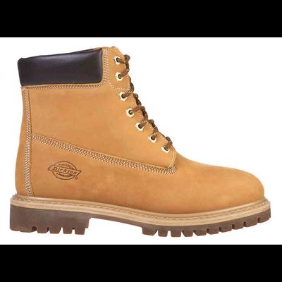 "Dickies ASHEVILLE 6"" Waterbestendige Boots honey"
