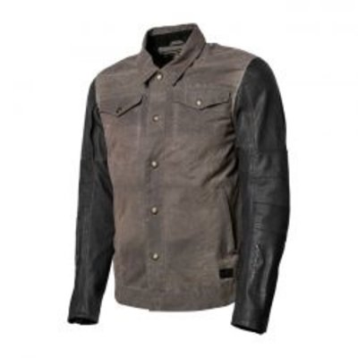 Roland Sands Textiel jacket Johnny Charcoal / zwart