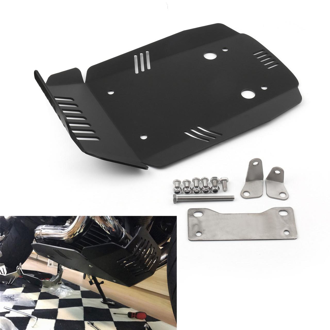 Bmw R NineT Engine block protector plate - CafeRacerWebshop com