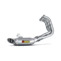 Racing Line Titanium Yamaha MT-09 / Tracer exhaust system