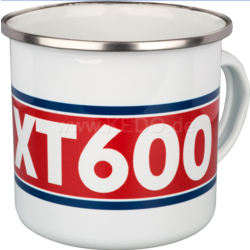 Coffee Mug Enamel XT600