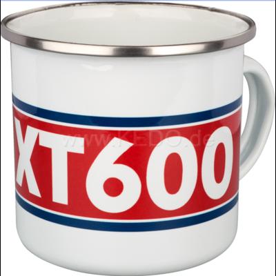 Kedo Henkel Becher emaille XT600