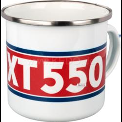 Coffee Mug Enamel Yamaha XT550