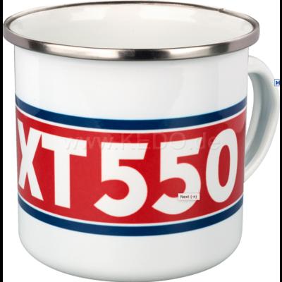 Kedo Koffiemok emaille Yamaha XT550
