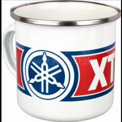 Koffiemok emaille Yamaha XT500
