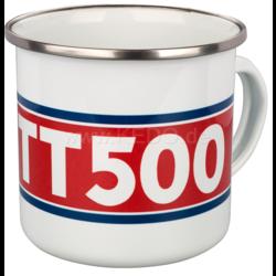 Koffiemok emaille Yamaha TT500