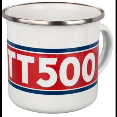 Kedo Koffiemok emaille Yamaha TT500