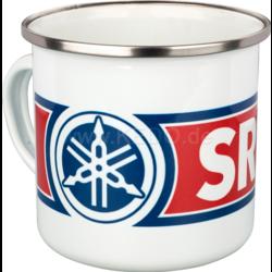 Coffee Mug Enamel Yamaha SR500