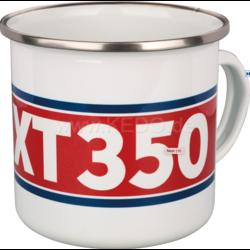 Coffee Mug Enamel Yamaha XT350