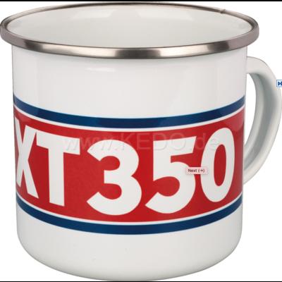 Kedo Coffee Mug Enamel Yamaha XT350