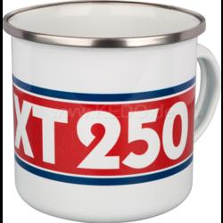 Koffiemok emaille Yamaha XT250
