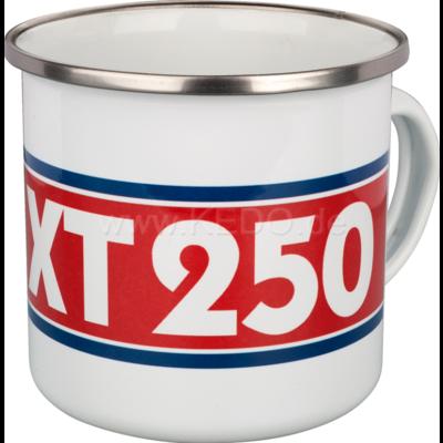 Kedo Koffiemok emaille Yamaha XT250