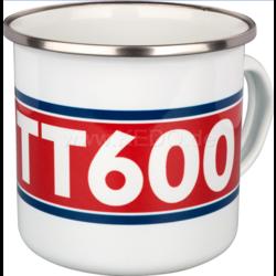 Coffee Mug Enamel Yamaha TT600