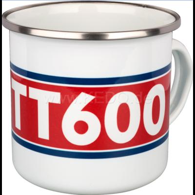 Kedo Coffee Mug Enamel Yamaha TT600