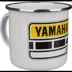Koffiemok emaille Yamaha 60th Anniversary