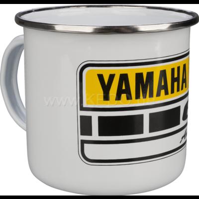 Kedo Henkel Becher emaille Yamaha 60th Anniversary