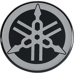 Yamaha emblem silver