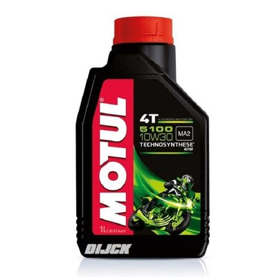 Motul 5100 4T 10W / 30 Techno Synthesis 1L