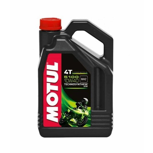 Motul 5100 4T 10W/40 Techno Synthese Olie 1L