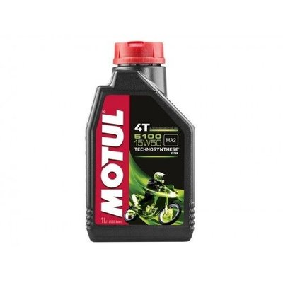 Motul 5100 4T 15W / 50 Techno Synthesis 1L