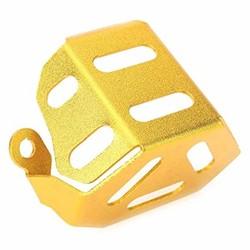 BMW R NineT Schutz für den Bremsflüssigkeitsbehälter gold