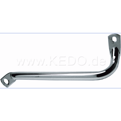 Kedo Solo grip mini links voor Yamaha SR400 & SR500/T