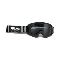 Peruna Goggles with Striped Strap