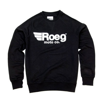 Roeg Shawn Sweater Black