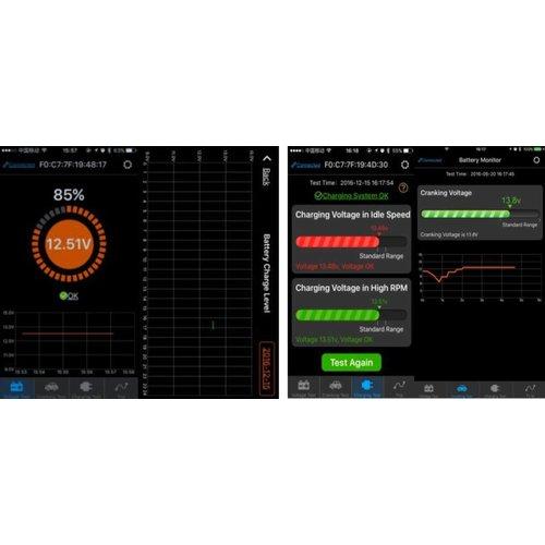 260CCA SMART Bluetooth Lithium Battery - CafeRacerWebshop com
