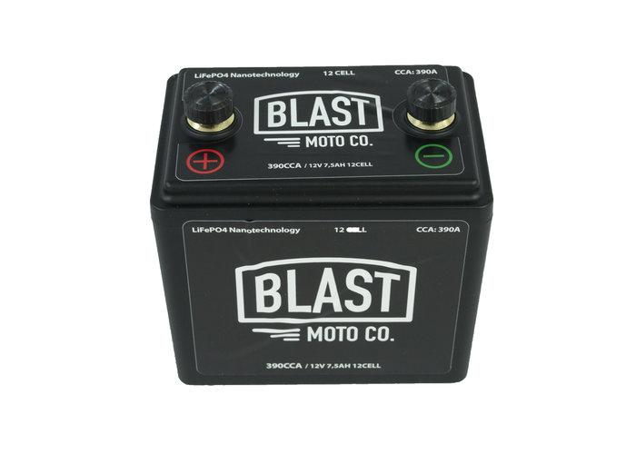 Blast Moto Co. 390CCA Lithium Accu
