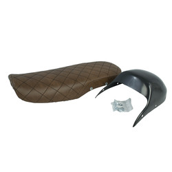 Selle CX500 Diamond Vintage Brown 80