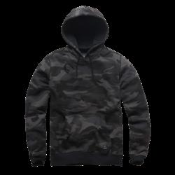 Derby Hooded Sweatshirt Dark Camo size M