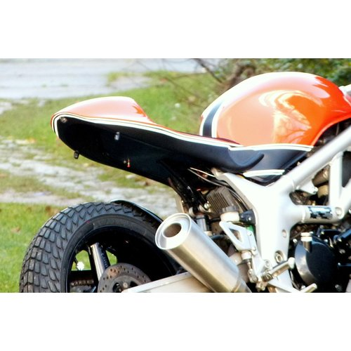 "SV650 CafeRacer II ""Red One"""