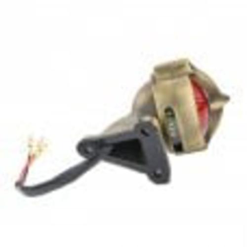 Motone Bel Air Rücklicht + Schutzblech-Montagesatz - Messing