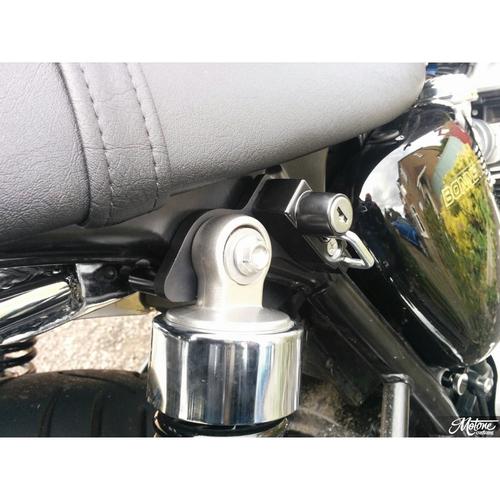 Motone Side Shock Mount Helmet Lock Kits