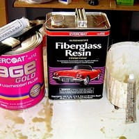 How To Fibreglass on a Cafe Racer