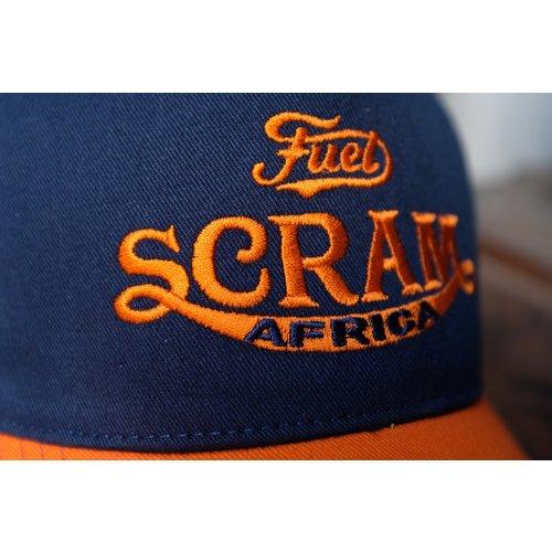 """FUEL Cap """"Scram Africa"""""""
