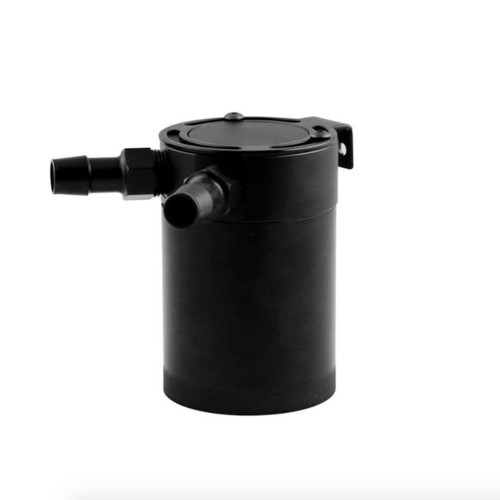 2-Port Aluminium Ölauffangbehälter