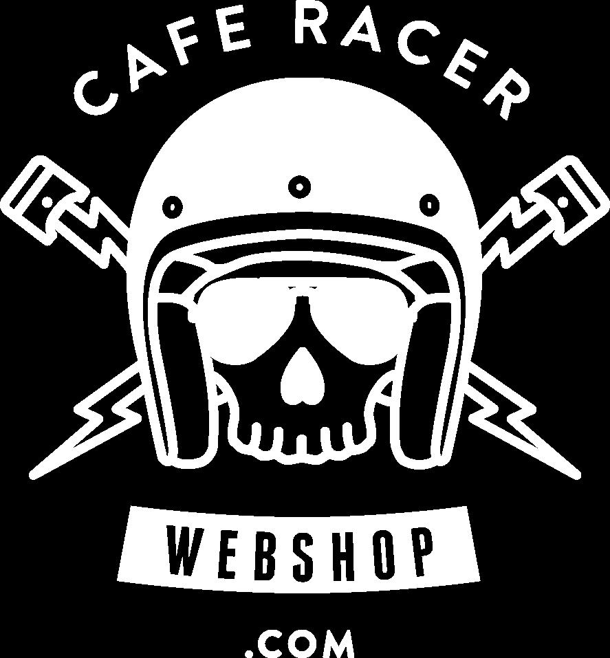CafeRacerWebshop.com | Europa's # 1 in Cafe Racer, Brat, Scrambler en Custom Onderdelen logo