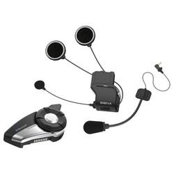 Système de communication noir et argent Bluetooth® 20S EVO