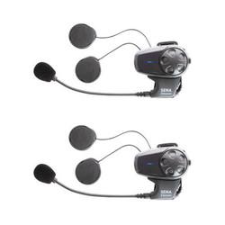 Sena SMH10D Bluetooth-Headset und Gegensprechanlage Doppelpack