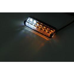 Smoke LED Knipperlicht / Positie verlichting Short (Paar)