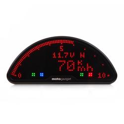 Motoscope Pro Dashboard